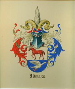 Wappen Ullmann